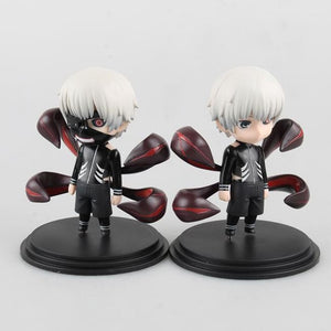 Kaneki Figure - 2Pcs A Lot No Box - Figures
