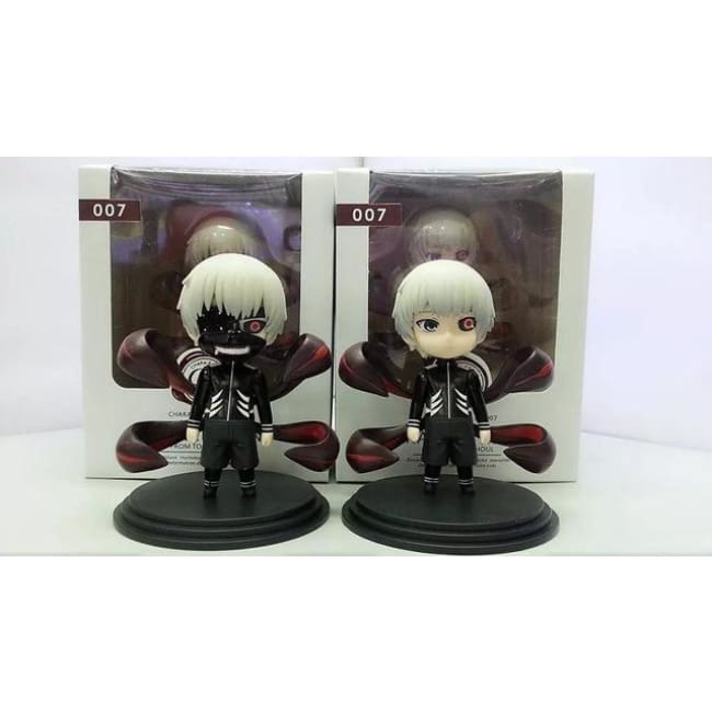 Kaneki Figure - 2Pcs A Lot With Box - Figures