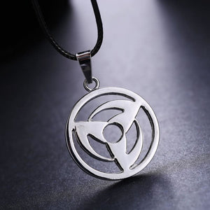 Mangekyo Sharingan Necklace - Accessories