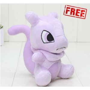 Mewtwo Plush - Pokemon