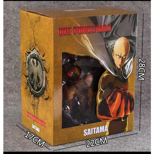 One Punch!!!! - With Retail Box - Figures