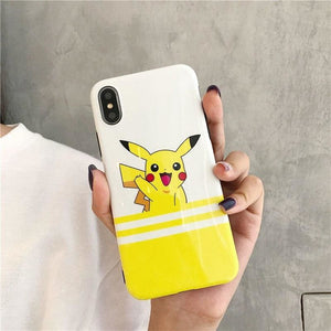 Pikachu Premium Iphone Case