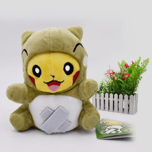 Pikachu Substitute Plush - Pikachu Cosplay - Plush