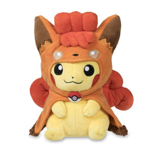 Pikachu Vulpix Cosplay - Vulpix Cosplay - Pokemon