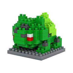 Pokemon Block Figures [Limited Edition] - Bulbasaur - Figures