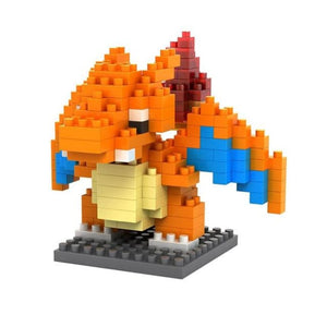 Pokemon Block Figures [Limited Edition] - Charizard - Figures