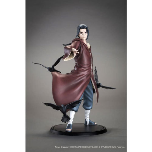 Reanimated Itachi - Figures