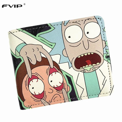 Rick And Morty Wallet - Accessories