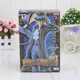 Sabo Revolutionary - With Box - Figures