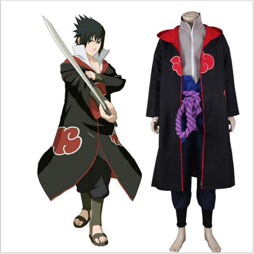 Sasuke Akatsuki Cosplay - Clothing