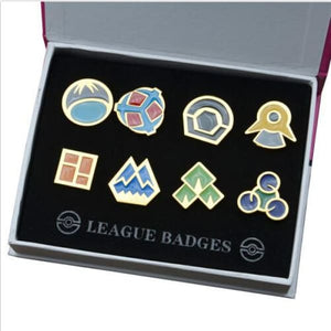 Sinnoh Region Badges - Accesories