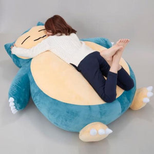 Snorlax Plush Pillow Bed - Plush