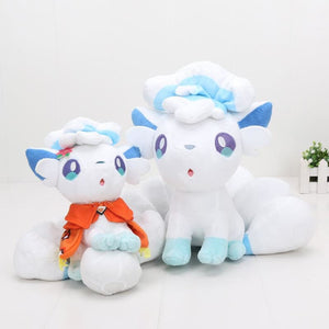 Snow Festival Alolan Vulpix Plush - Pokemon