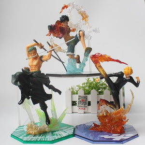 Straw Hats Trio - Figures