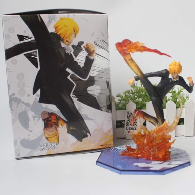 Straw Hats Trio - Sanji Have Box - Figures