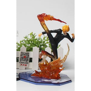 Straw Hats Trio - Sanji No Box - Figures