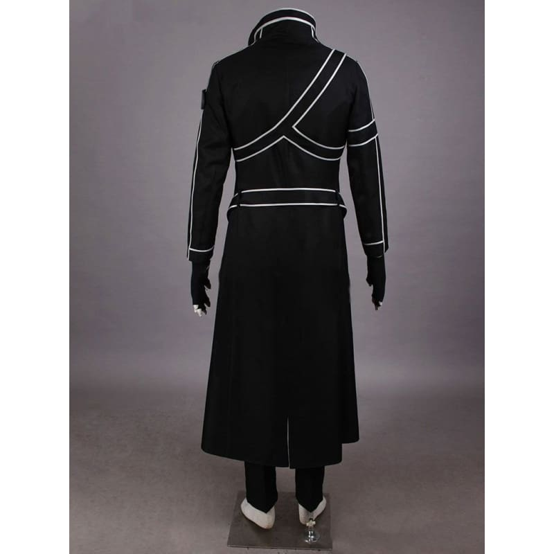 Sword Art Online Kirito Cosplay Costume - Only Jacket / Xs - Clothing