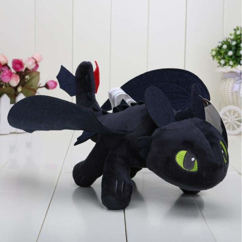 Toothless Plush - plushes