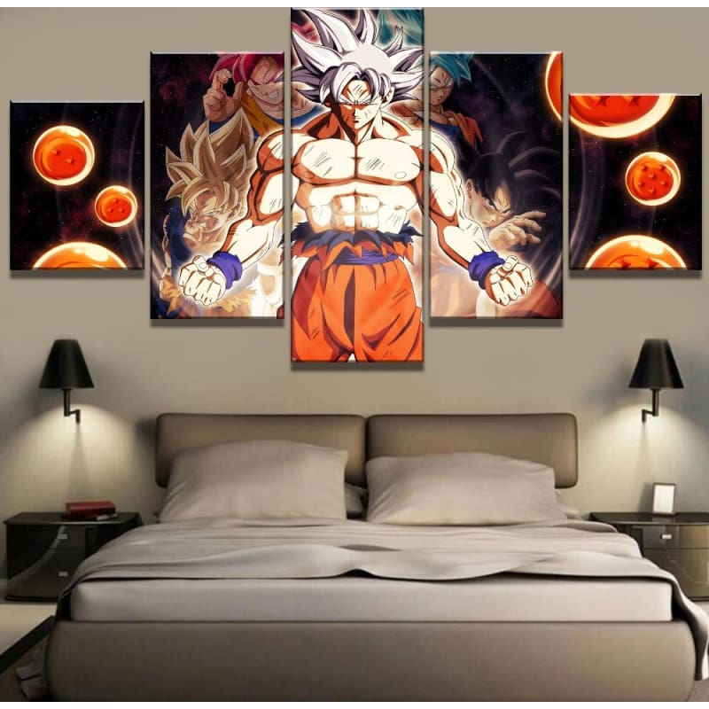 Ultra Instinct - wall poster