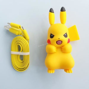 Usb Pikachu Charger - Accesories