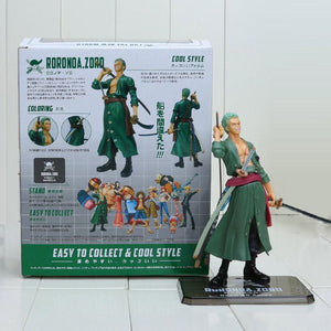 Zoro Two Years Later - Figures