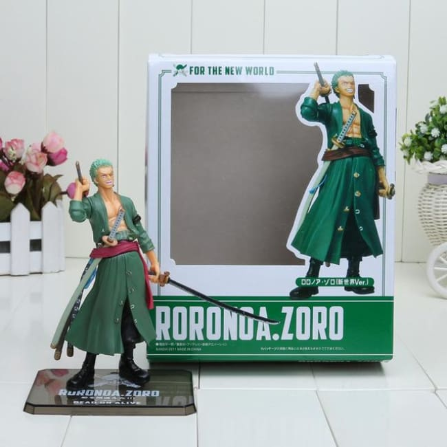 Zoro Two Years Later - With Color Box - Figures