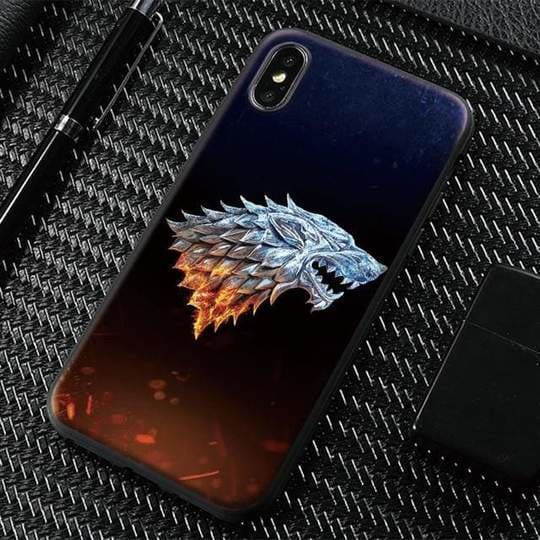 Game of Thrones Stark Mobile Case