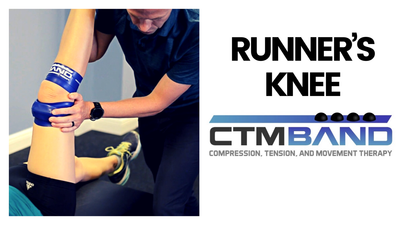Cure Runner's Knee Fast with CTM Band