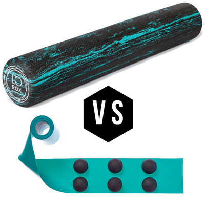 OPTP Foam Roller vs. CTM Band. Why Choose Us!