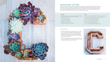 Stylish Succulent Designs & Other Botanical Crafts DIY Book