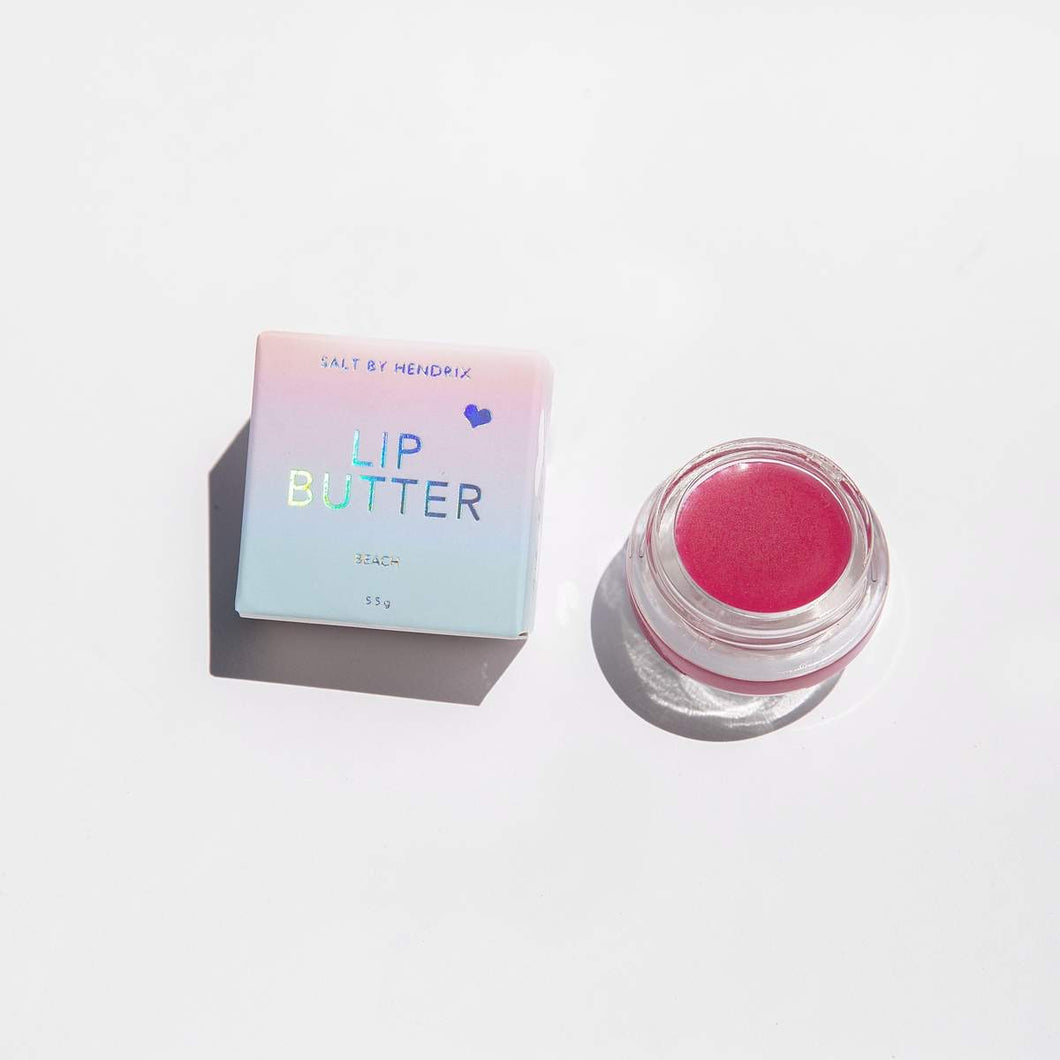 Lip Butter - Beach / Blush