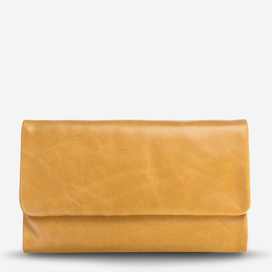 Audrey Wallet - Tan
