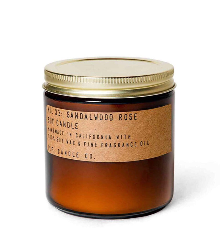 Sandalwood Rose - P.F. Candle Co.