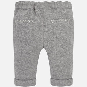 Baby Boy Fleece Long Trousers