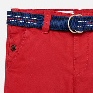 Baby Boy Chino Trousers with Belt