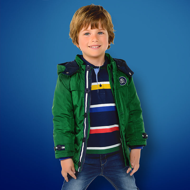 Boy Nautical Coat