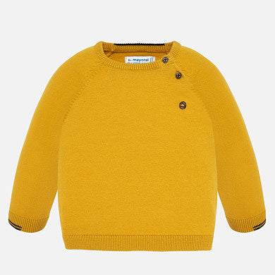 Mayoral Baby Boy Basic Sweater