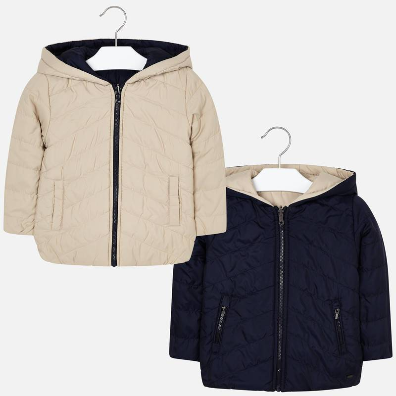 Mayoral Girl Reversible Coat