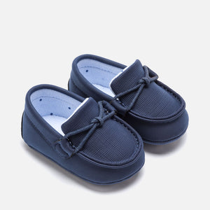 Mayoral Newborn Boy Moccasins