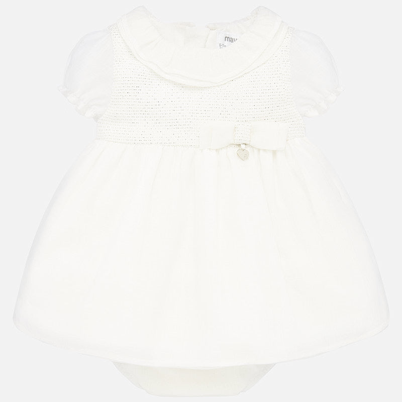 Mayoral Baby Girl Formal Dress