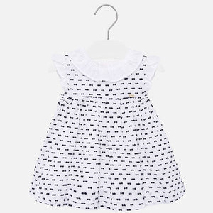 Mayoral Baby Girl Plumeti Dress