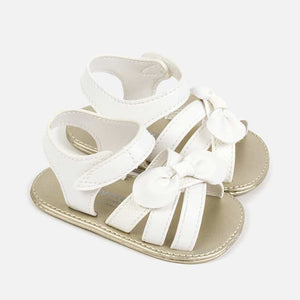 Mayoral Newborn Formal Sandals