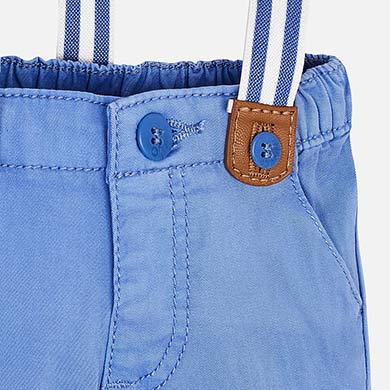 Mayoral Baby Boy Trousers with Suspenders
