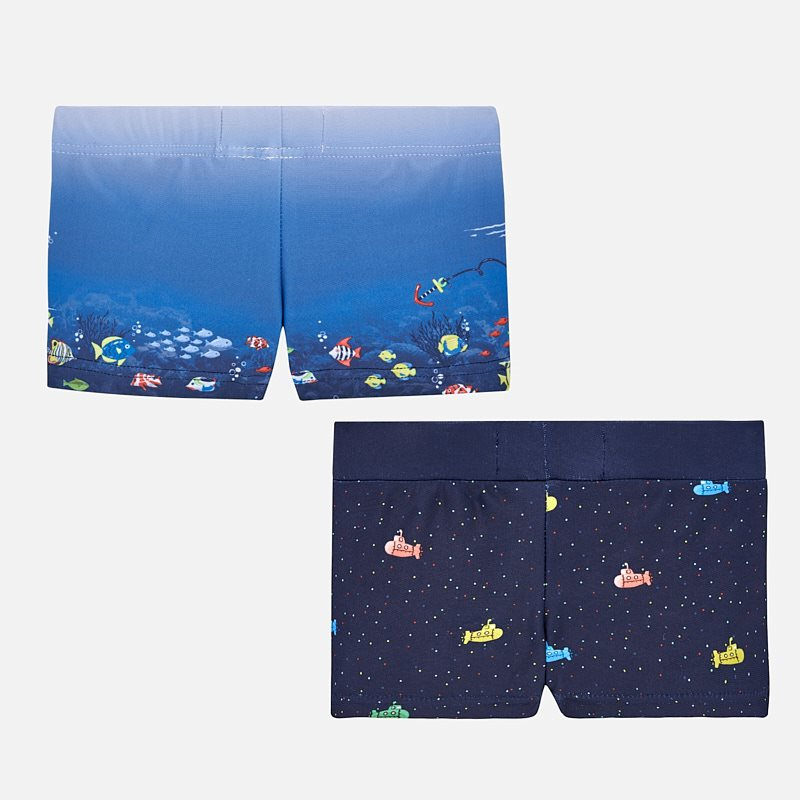 Mayoral Baby Boy Short Nautical Swim Shorts Set