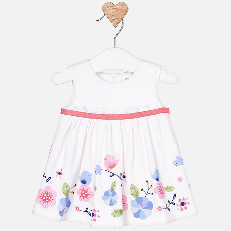 Mayoral Baby Girl Patterned Dress