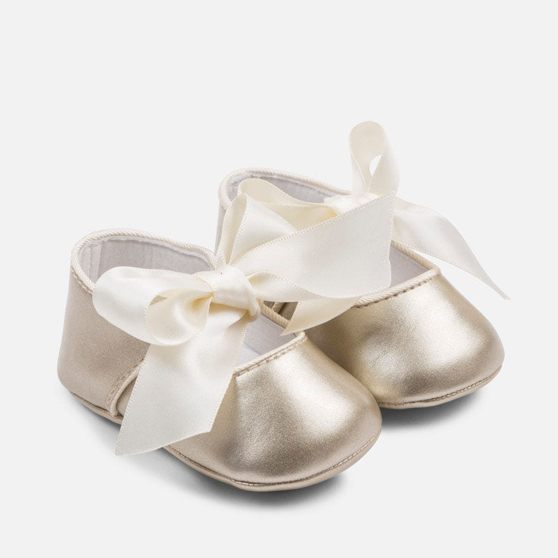 Mayoral Baby Girl Formal Mary Jane Shoes