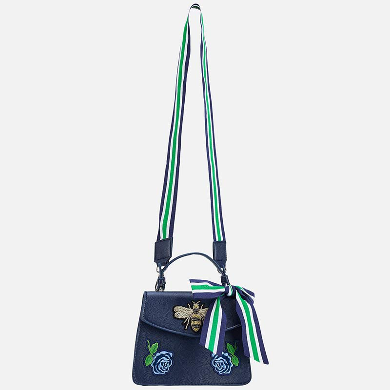 Mayoral Decorative Bow Bag for Girl