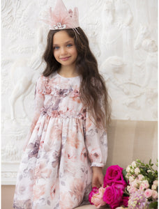 Patachou Girl Floral Dress