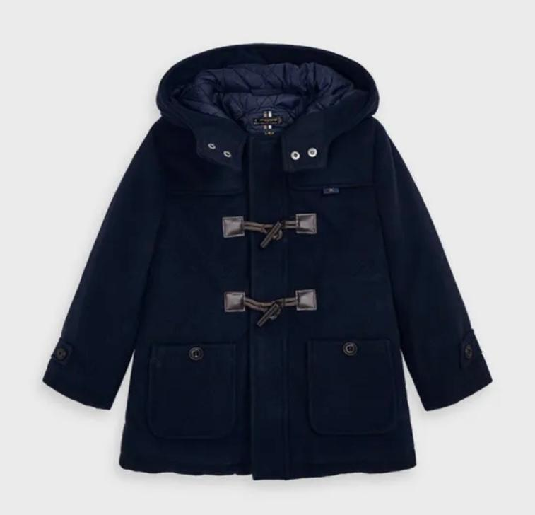 Mayoral Boy Duffle Coat
