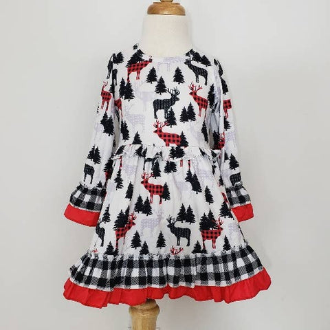 Moose Girls Dress